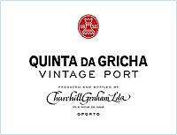 Churchill's Port Vintage Quinta da Gricha 2001 750ml